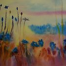 Field of Flowers 1 by Deborah Pass