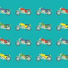 Motorcycle Madness by HeliconHill