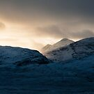 Liathach Scottish Mountain by Mark Greenwood