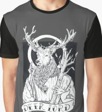 Deer Lord  Graphic T-Shirt