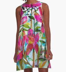 Summer roses A-Line Dress