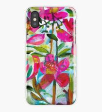 Summer roses iPhone Case/Skin