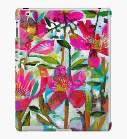 Summer roses iPad Case/Skin