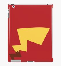 Male Pikachu Tail iPad Case/Skin