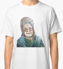 Mujer portuguesa Camiseta clásica