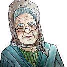 «Mujer portuguesa» de laramaktub