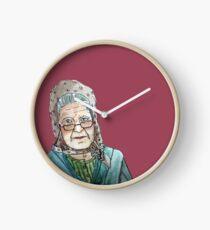 Mujer portuguesa Reloj