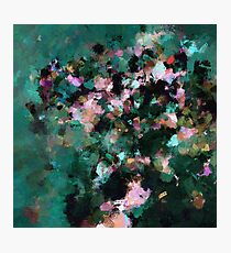 Contemporary Abstract Art Photographic Print