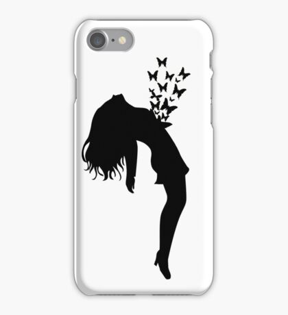 Butterflies in your chest iPhone Case/Skin