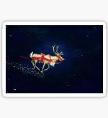 Rudolph The Red-Nosed Reindeer Sticker