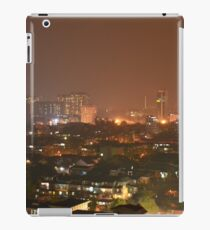 Night view of Hanoi iPad Case/Skin