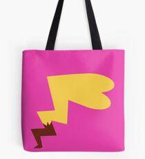Female Pikachu Tail Tote Bag