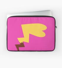 Female Pikachu Tail Laptop Sleeve