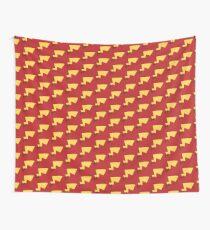 Male Pikachu Tail Wall Tapestry