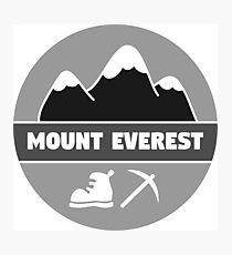 Mount Everest Photographic Print