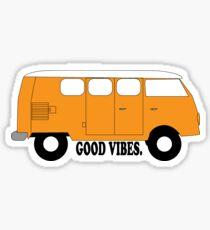 Good Vibes. Sticker