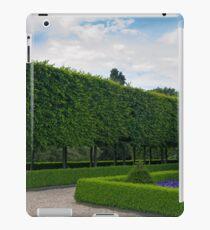 Formal gardens iPad Case/Skin