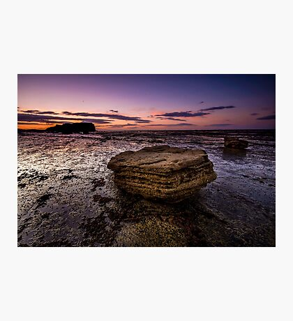 Saltwick Bay, North Yorkshire Photographic Print