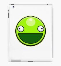 SUPER happy FUN BALL iPad Case/Skin