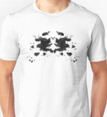 Ink Blot 2 Unisex T-Shirt