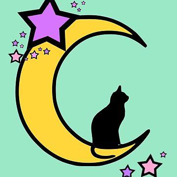 Cat Moon de lfdbc