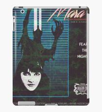 """Retro Film Poster """"Mara"""" iPad Case/Skin"""