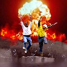 Cool Guys Don't Look at Explosions by Greta  McLaughlin