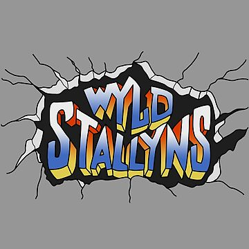 Wyld Stallyns by joeredbubble
