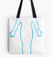 Dr Manhattan Watchmen Tote Bag