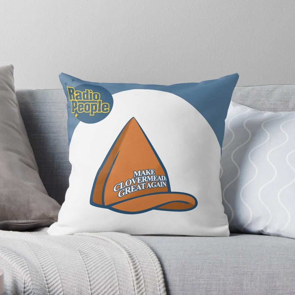 Elember Throw Pillow