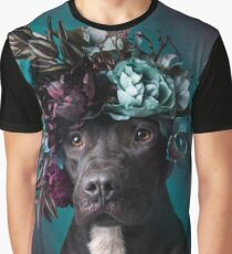Flower Power, Aden Graphic T-Shirt