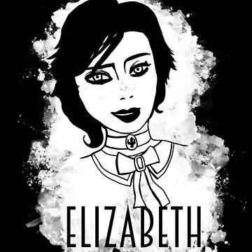 Elizabeth Bioshock Infinite by Bukeater