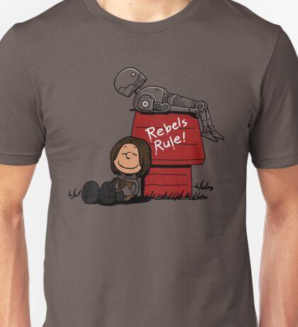 Rogue Peanuts Unisex T-Shirt