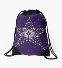 Starry Starry Night Drawstring Bag