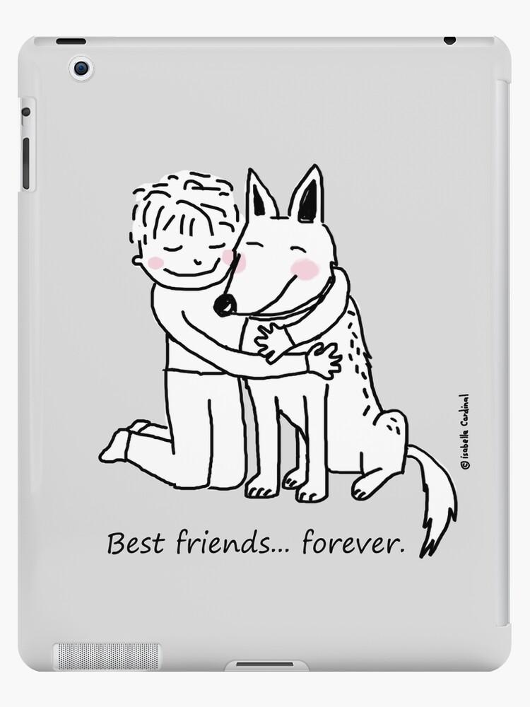Children German Shepherd Best Friends Forever Dog Human
