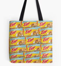 Eleven Waffles (Stranger Things) Tote Bag
