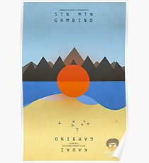 STN MTN/Kauai  Poster
