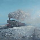 Snow and Steam by Richard Picton