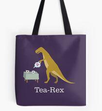 Tea-Rex Tote Bag
