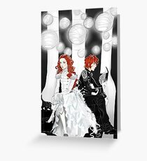 The Night Circus Greeting Card