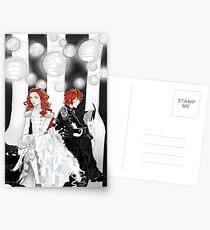Der Nachtzirkus Postkarten