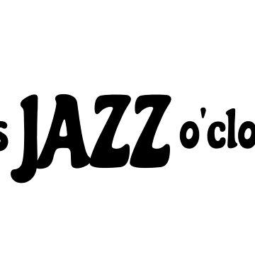 jazz music cool musician blues t shirts by MrAnthony88