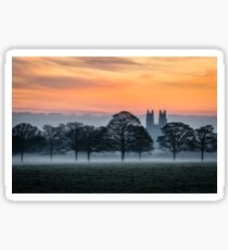 Beverley Minster Sticker
