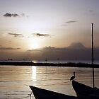 Claxton Bay Sunset by nastruck