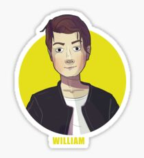William Magnusson from SKAM Sticker
