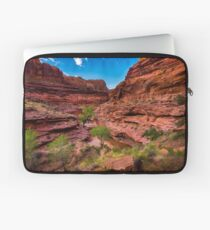 Coyote Gulch At Sunset - Grand Staircase - Escalante - Utah Laptop Sleeve