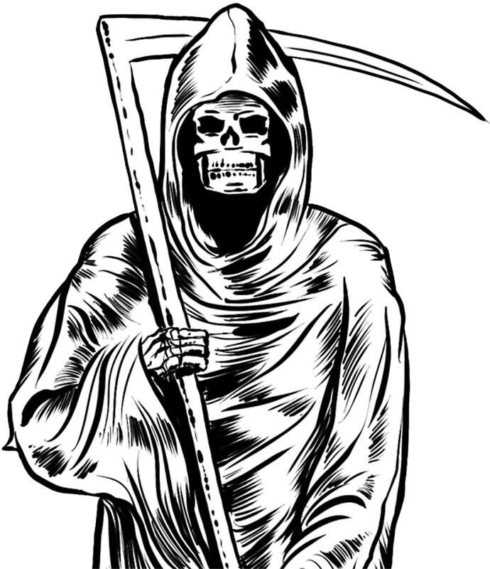 Watch Dogs  Grim Reaper