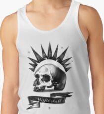 Misfit skull Tank Top