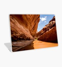 Lower Coyote Gulch - Grand Staircase - Escalante, Utah Laptop Skin