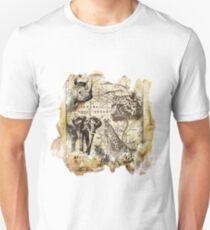 African Wildlife Unisex T-Shirt